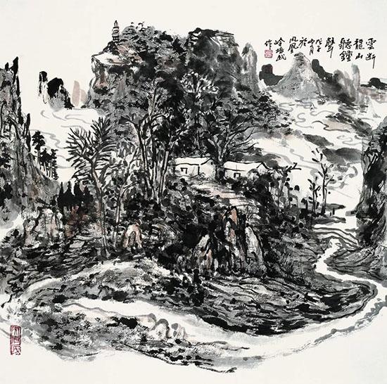 荣宝斋画院写生创作基地落户泰州暨名家作品展将举行